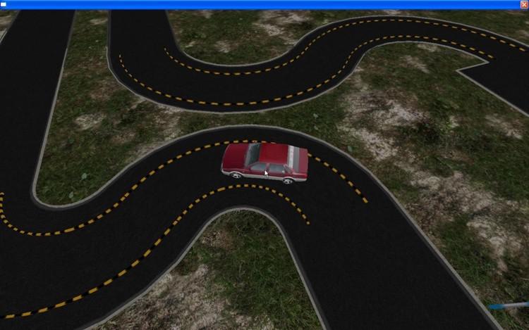 汽车驾驶培训设备