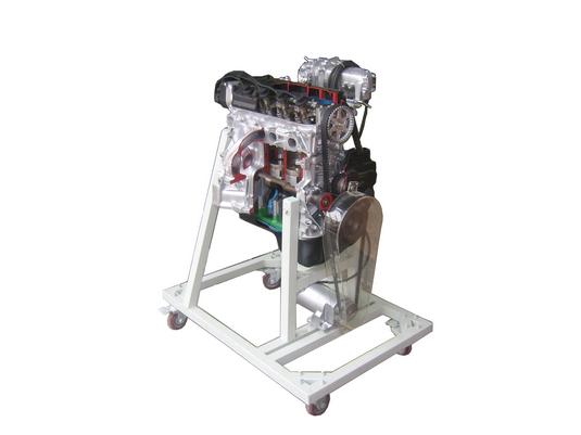 发动机解剖模型