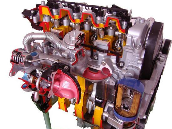 汽车发动机实物解剖实物解剖教具