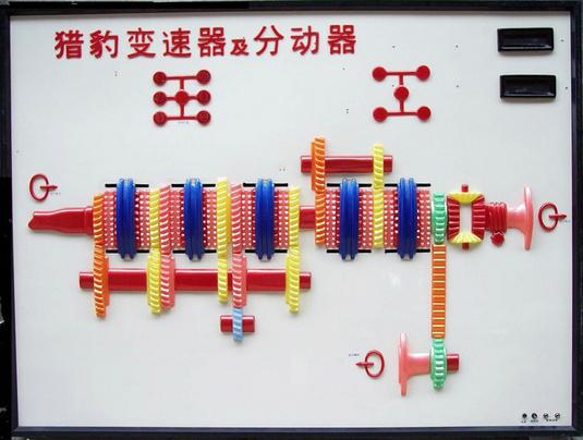 猎豹CJY6470汽车电教板