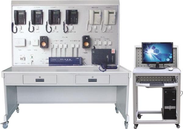 KH-T1自动电话交换机系统实验实训装置