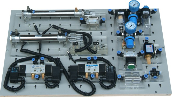 kh-24a气动继电器控制实验装置