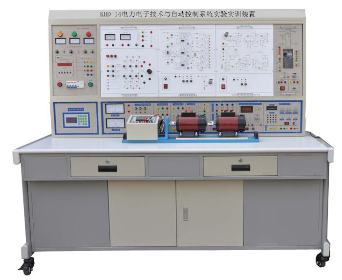 KHD-14电力电子技术与自动控制系统实验实训装置