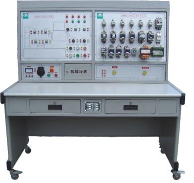 KH-C650-2普通车床电气技能培训考核实验装置