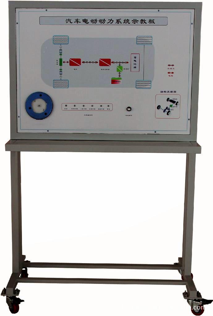 KH-XNY04汽车电动动力系统示教板