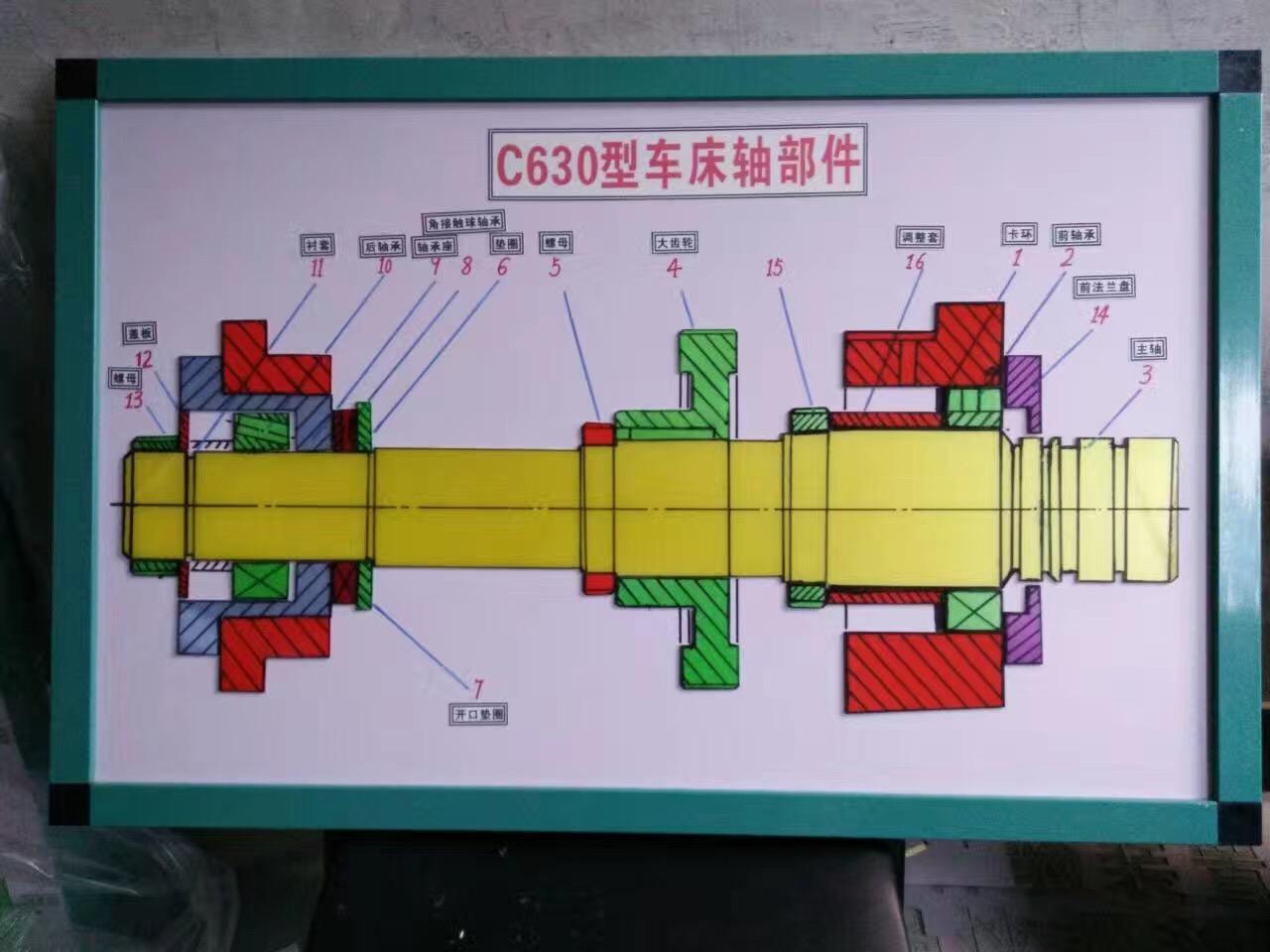 机械基础教学模型