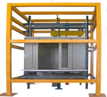 KH-21DT电梯井道设施安装与调试设备