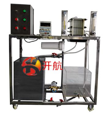 电渗析除盐实验装置