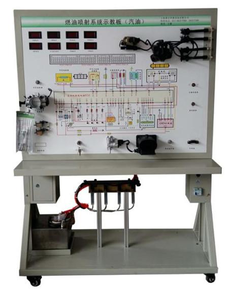 KH-SJ56 汽油发动机电子燃油喷射系统示教板(长丰猎豹)