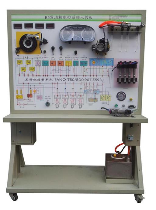 KH-SJ60发动机电控系统示教板(大众B5)