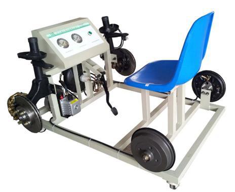 KH-DP020汽车液压制动系统实训台