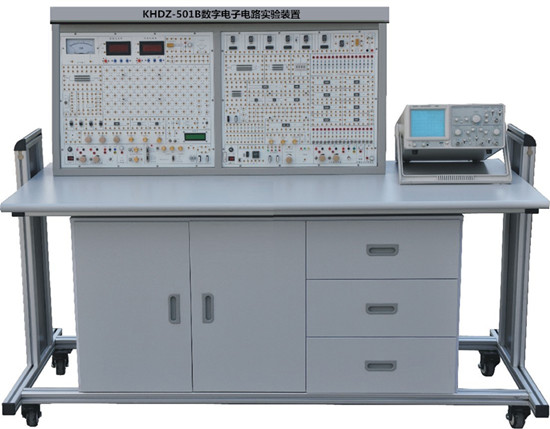 KHDZ-501B数字电子电路实验装置