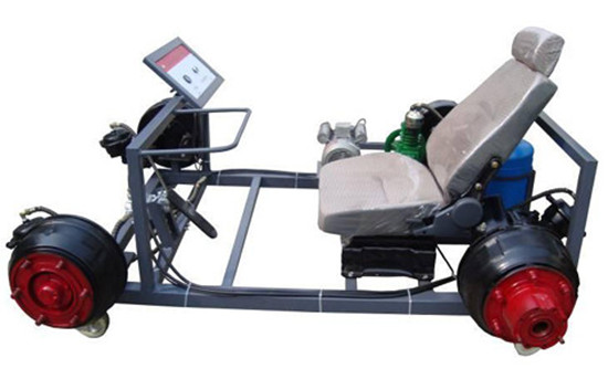 KH-DP505气压刹车系统实训台