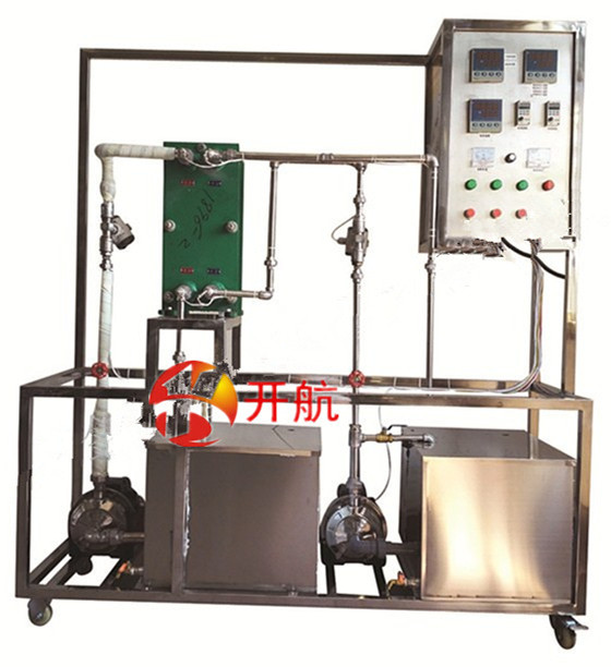 KH-HG15 <strong>液-液列板式换热实验装置</strong>
