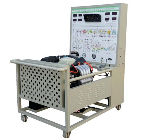 桑塔纳2000电控汽油发动机实训台