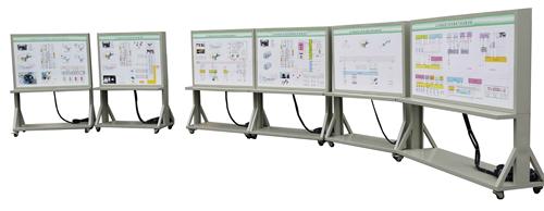 KH-CDD30北汽e150ev纯电动整车实训系统