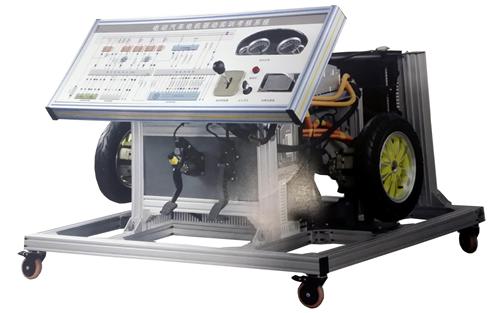 KH-CDD21纯电动汽车动力驱动与控制一体化教学实训系统