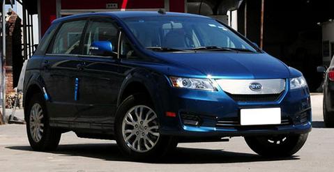 KH-CDD33纯电动新能源实训整车