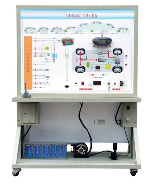 KH-XNY14 太阳能电动汽车动力系统实训台